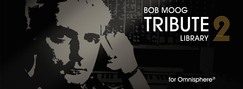 Bob Moog Tribute Library v.2 for Spectrasonics Omnisphere