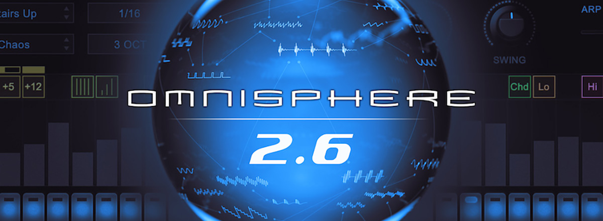 What's in Omnisphere 2.6?