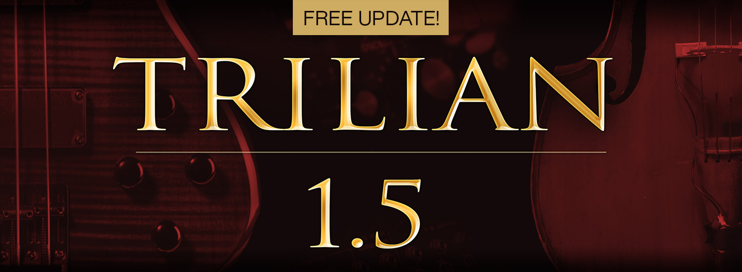Trilian 1.5 Update Brings Over 200 New Patches