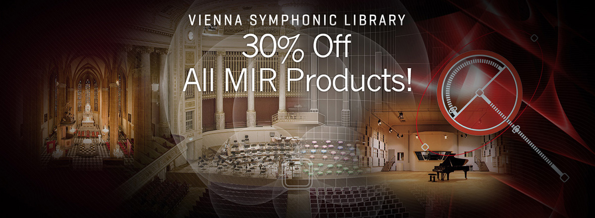 Vienna MIR Products 30% Off in November!