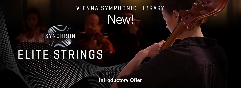 Synchron Elite Strings - Exceptional Small Ensembles