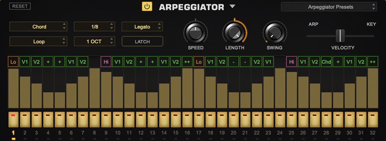 Trilian's Enhanced Arpeggiator - In Depth