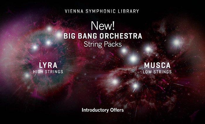New BBO Libraries from Vienna!