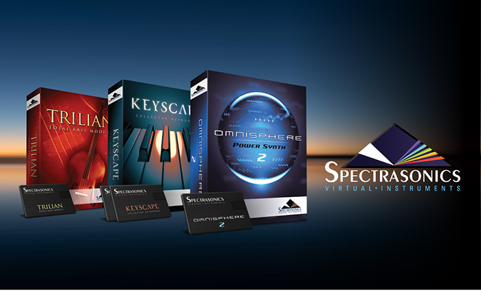 Spectrasonics Virtual Instruments