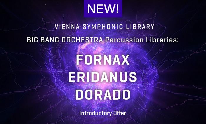 New Big Bang Orchestra Libraries from VSL