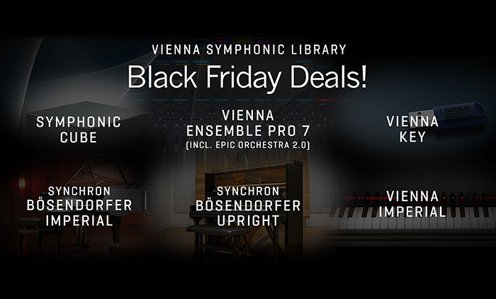 Vienna Black Friday Deals!