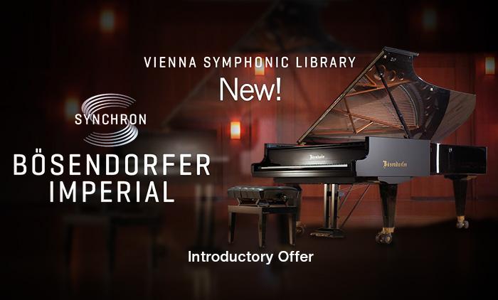 New Synchron Bösendorfer Imperial from VSL