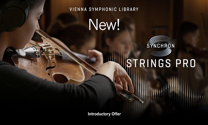 NEW: Synchron Strings Pro from Vienna!