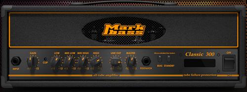 Classic 300 Tube Bass Head