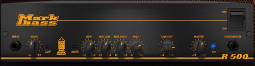 R500 Bass Head
