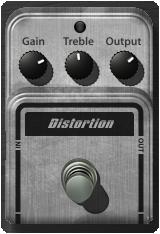 Mark Studio 2 Distortion Pedal