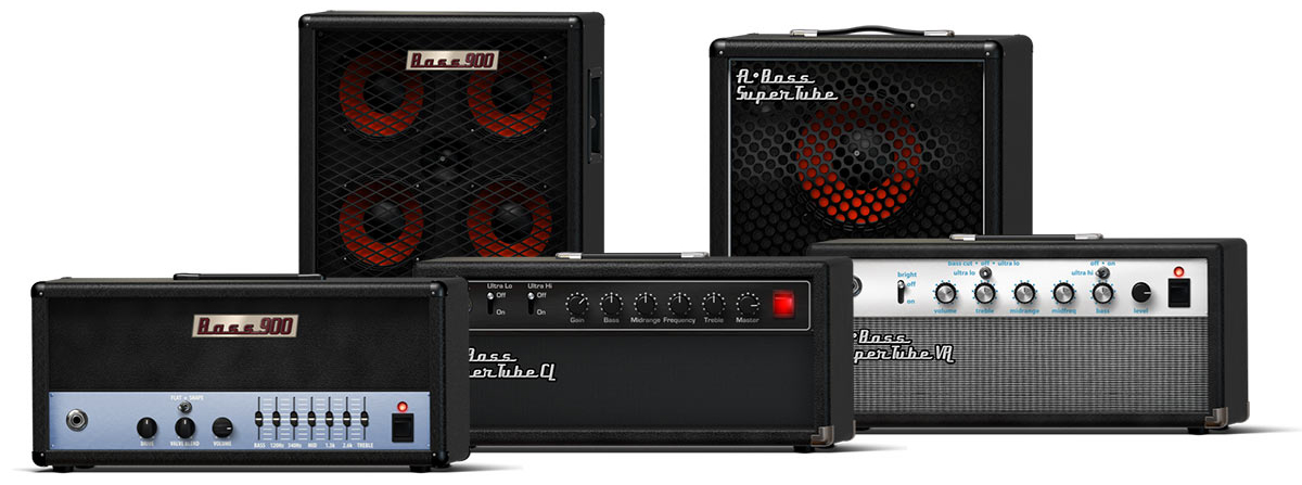 THU Included Bass Cabinets
