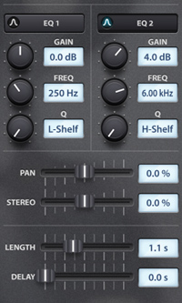 Overloud REmatrix - Multilayer Convolution Reverb