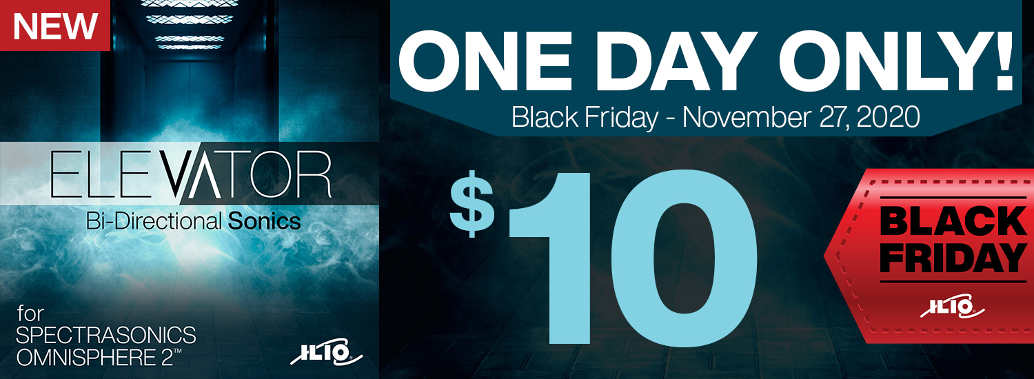 Black Friday Deals from ILIO!