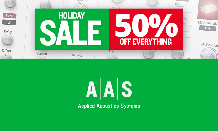 Holiday Deals by AAS!