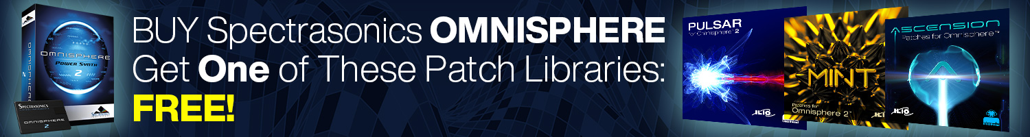 Buy Omnisphere 2 - Get a Free ILIO Patch Collection