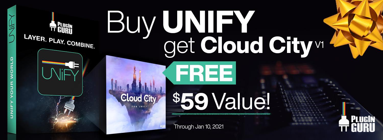 Buy Unify get Cloud City Free!