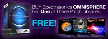 Buy Omnisphere This Month, Get a Free Patch Library