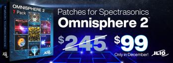 Seven Omnisphere 2 Patch Libraries - $99