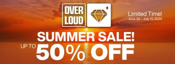 Overloud Plug-ins - Up to 50% Off