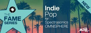 Indie Pop Sounds for Omnisphere 2