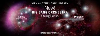 BBO Strings & July Deals from Vienna Symphonic Library!