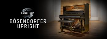 NEW Bösendorfer Upright from VSL