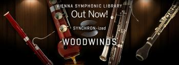 SYNCHRON-ized Woodwinds Available Now + Autumn Deals from VSL