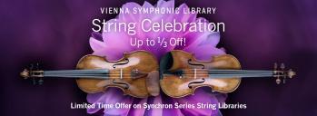 VSL Strings Celebration! Only in April, 2020