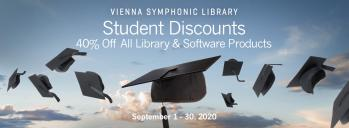 40% Off VSL for Students and Teachers