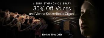 Save 35% on Vienna Voices and the Vienna Konzerthaus Organ in February