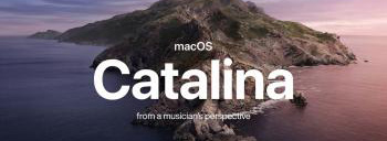 MacOS 10.15 Catalina Compatibility - What You Should Know as a Musician
