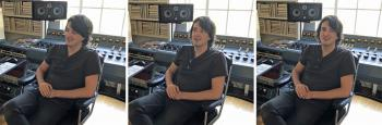 Andrew Wells - At Home in the Studio