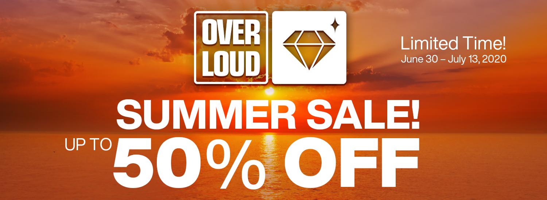 Overloud Summer Sale!